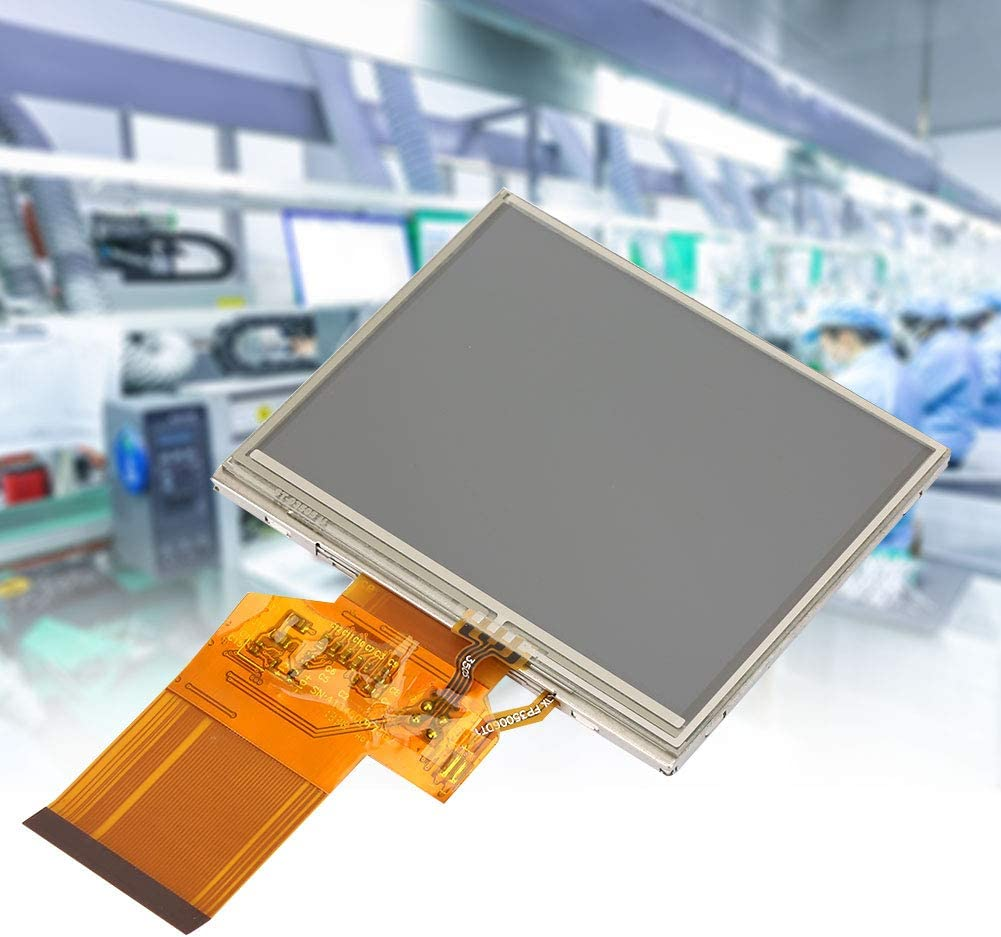 3.5in TFT LCD Display Screen Compatible with LQ035NC111 54pin 320240 Resolution Zerone TFT LCD Display Screen