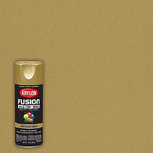 Krylon K02770007 Fusion All-in-One Spray Paint