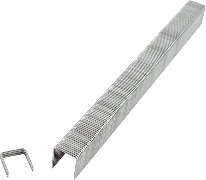 """Lot Of 3 SPOTNAILS 87006 Galvanized Chisel Point Staples 3//8/"""" Crown 3//8/"""""""