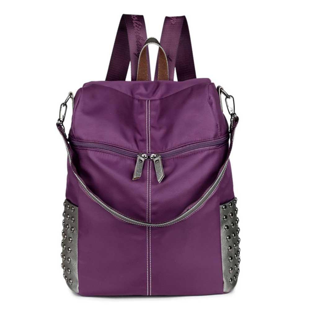 FangYOU1314 DREI-Farben-Schulter-Umhängetasche Portable Schulter-Multifunktions-Wasserdichte beiläufige Handtaschen
