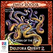 The Cavern of the Fear: Deltora Shadowlands, Book 1 | Emily Rodda