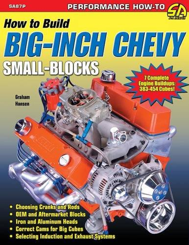 How to Build Big-Inch Chevy Small-Blocks (Chevy Small Block Books compare prices)