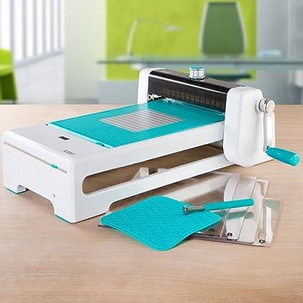 Todo, Máquina troqueladora compatible con muchos tipos de materiales