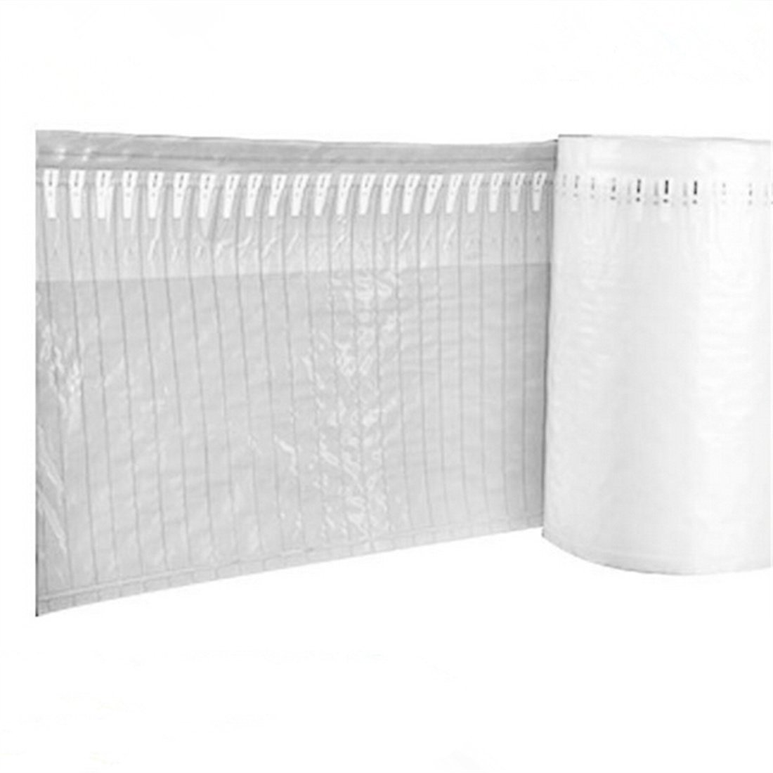 Air Inflatable Rolls Bag Packaging Material Cushion in Column Bag Bubble Wrap 40CM(H) with Pump 50m Angbo Trading