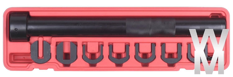 Wonderman Tools Inner Tie Rod End Installer Remover Tool Set Adjuster 1/2' Universal WondermanTools