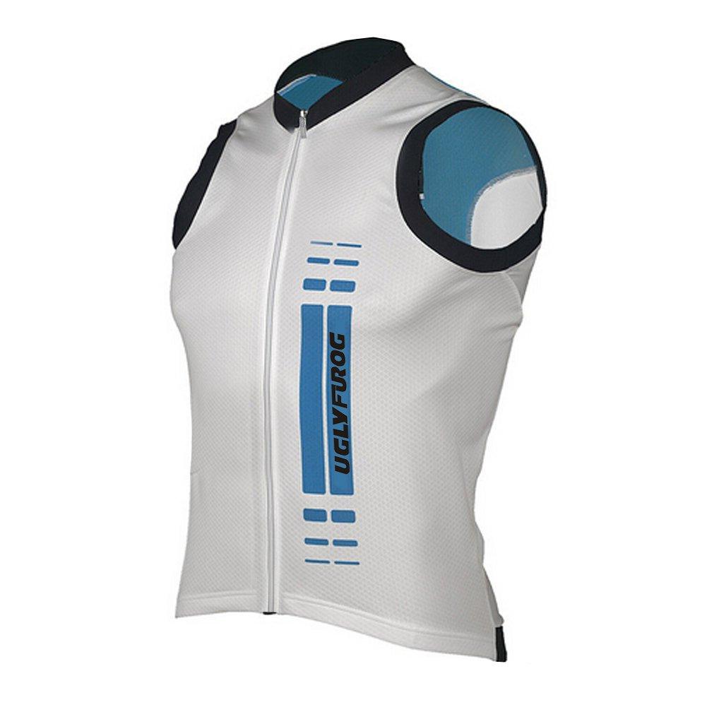 Uglyfrog 2018-2019 Neuester Herren Sommer Ärmelloses Trikots & Shirts Männer Die Jersey Fahrrad Bekleidung Triathlon Vest Funktions Fahrradweste HSV2