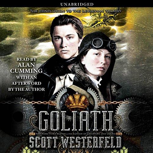 Goliath by Simon & Schuster Audio