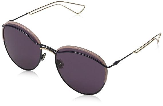 Dior DIOROUND C6 O3O Gafas de sol, Azul (Bluette Sl/Dark ...