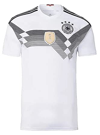 d03f08611 Image Unavailable. Image not available for. Color  Germany National Team  2018 World Cup Soccer Jersey Replica ...