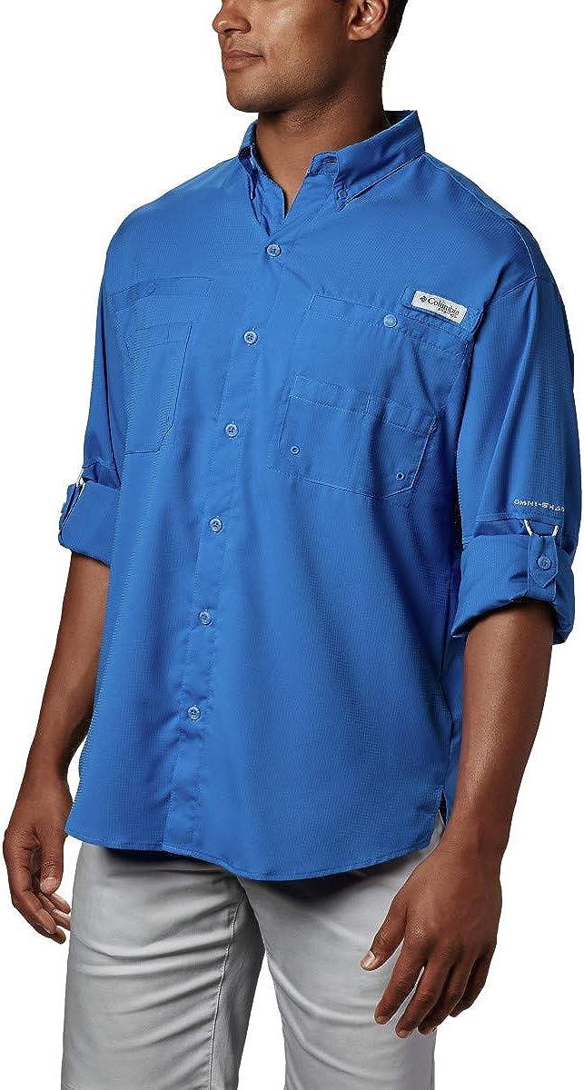 Columbia Womens Tamiami II LS Shirt