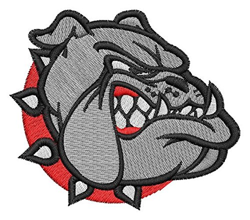large bulldog patch - 1