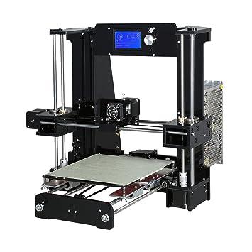 Cyndie la Impresora 3D de Escritorio de tamaño Grande de Anet A6 ...