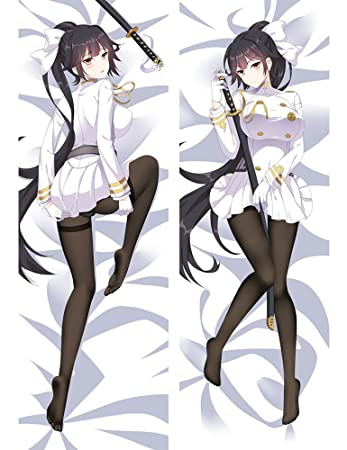 Amazon.com: GNH Arts Atago – Azur Lane 63.0 in x 19.7 in ...