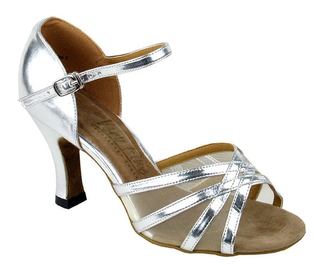 [DanceNwear] Very Fine靴6027ラテン、リズム&サルサ社交靴2.5