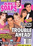Rebecca Herbst, Coltin Scott and Mary Beth Evans; Susan Lucci and Vincent Irizarry; Ricky Martin - August 24, 1999 ABC Soaps in Depth Magazine [SOAP OPERA]