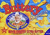 uncle willies popcorn - Cousin Willies Buttery Explosion Microwave Popcorn 8.7 Ounces (Pack of 3)