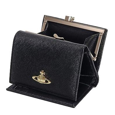 b7d19e506646 Vivienne Westwood ヴィヴィアンウエストウッド 財布 三つ折り財布 mini wallet レディース 女性 スナップ開閉式