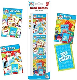 classic card games for kids amazon co uk toys games