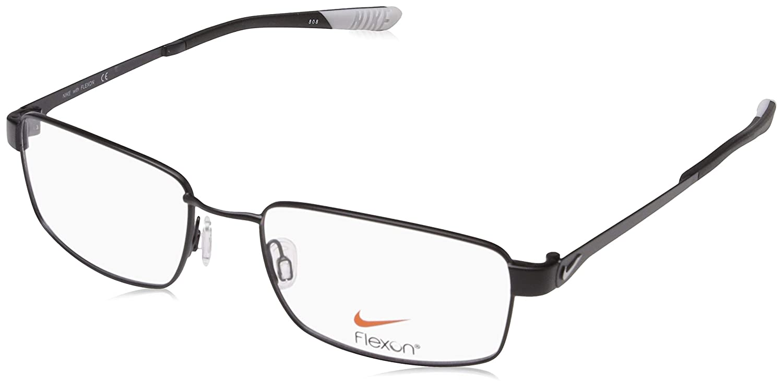 2fb01066dafe Amazon.com: Eyeglasses NIKE 4272 004 SATIN BLACK-WOLF GREY: Sports &  Outdoors