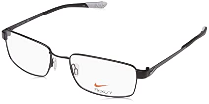 262a6b81bc9 Image Unavailable. Image not available for. Color  Eyeglasses NIKE 4272 004  SATIN BLACK-WOLF GREY