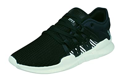 official photos 04243 b5492 Image Unavailable. Image not available for. Color  adidas Originals Women s  EQT Racing Adv Trainers Core US8 Black