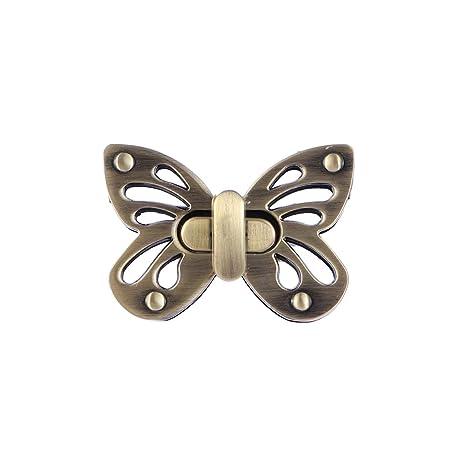 SUPVOX Bolso femenino Bolsos mariposa Monederos Embragues ...