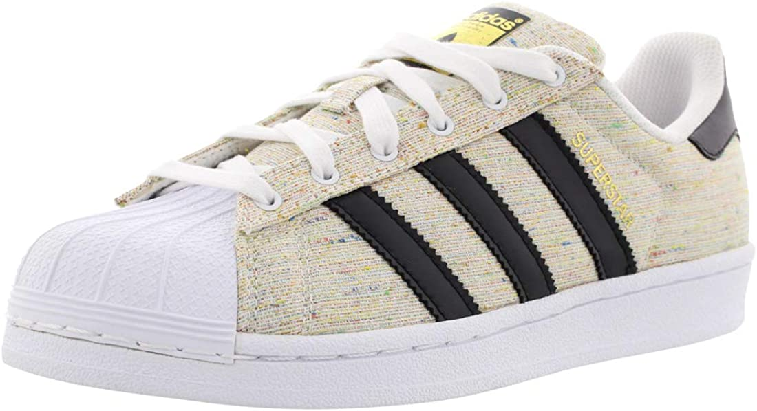 Buy Adidas Superstar Athletic Boys Shoes Size 6 White/Black at ...