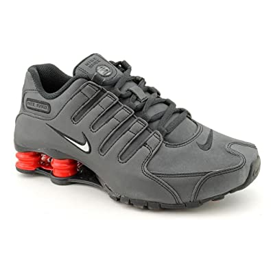 NIKE 314561-015 WMNS SHOX NZ Size 7 e8cd53373
