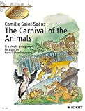 img - for The Carnival of the Animals: In a Simple Arrangement for Piano book / textbook / text book
