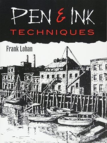 Pen & Ink Techniques (Dover Art Instruction) by Frank J. Lohan (2009-09-22)