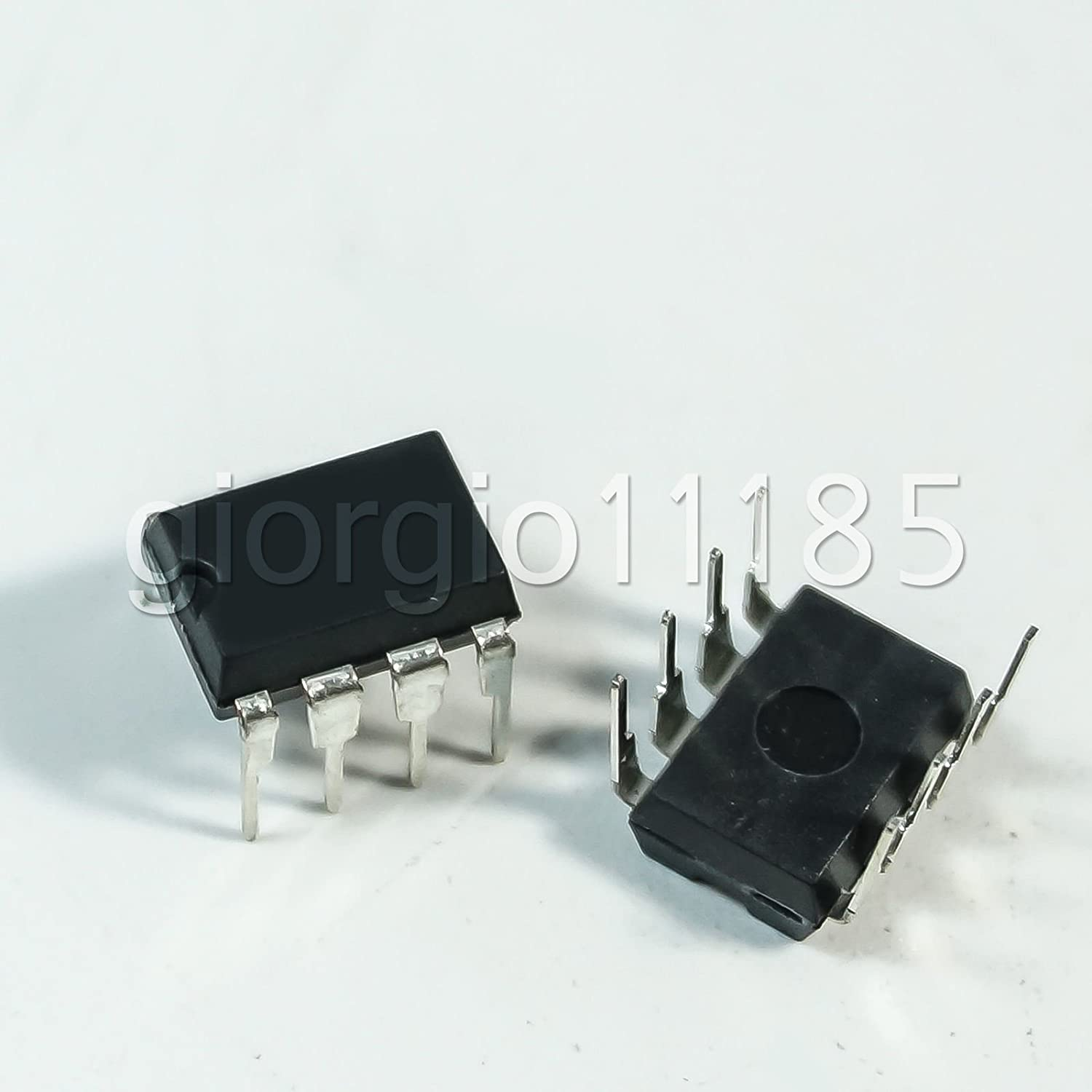 50 Pieces LM358N LM358 DIP8 IC Dual Operational Amplifier