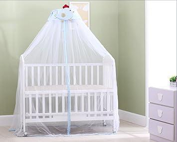 Baby Schutz Insektenschutz Mückennetz Kinderbetten Himmelbett Polyester Bett