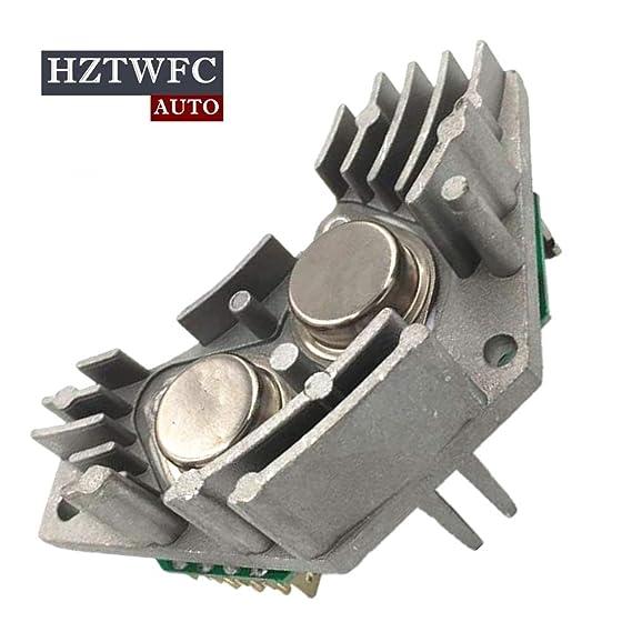 HZTWFC Resistencia en serie del motor del soplador del calentador OEM # 644178 6441.78 698032 847283W 847283R: Amazon.es: Coche y moto