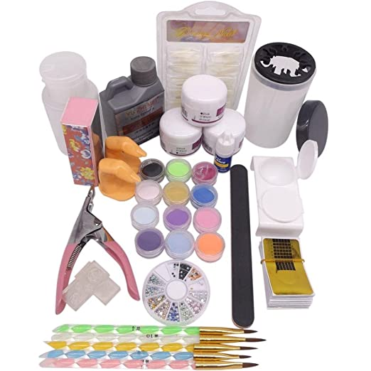 Top 5 Nail Art Tips For Beginners Expert Advice: The Best Acrylic Nail Kit: The Ultimate Guide