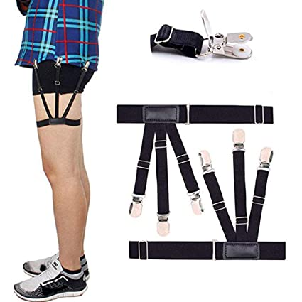 Clothing Supply Suspenders 1pc Cool Design Adjustable Womens Elastic Clip-on