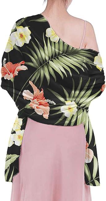Head Scarf Large Chiffon Scarf Women Wraps Multi-Use Beach Wrap Sun Shawl