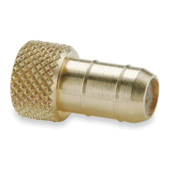 Barb Connector Tube to Pipe Parker 28-8-6-pk20 Brass Pneumatic Hose Dubl-Barb for Tubing Pack of 20 1//2 and 3//8 1//2 and 3//8 Pack of 20