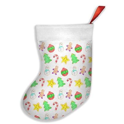Amazon Com Ygxdpm Christmas Holiday Stockings Christmas Cookies