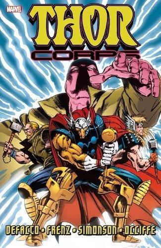 Thor Corps: Amazon.es: Defalco, Tom, Frenz, Ron, Simonson ...