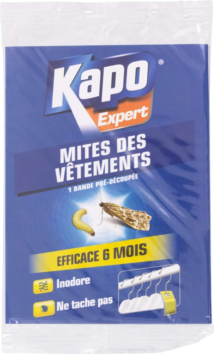 Kapo Moth-Repellent Fanfold Strip