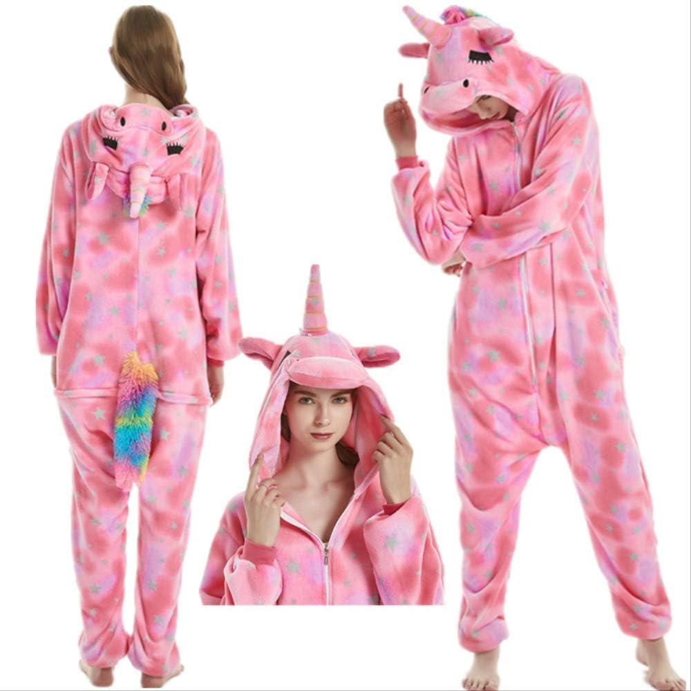 Flanin Cartoon Jumpsuit Inicio Código XL Cierre los Ojos, Pijamas ...