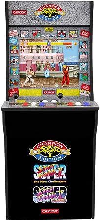 Sambro Acd 002 Eu Spielautomat Arcade 1 Up Mit Klassischen
