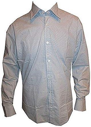Heine Camisa Camisa Azul Claro: Amazon.es: Ropa y accesorios