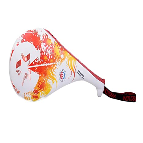 Amazon.com : George Jimmy 1 Taekwondo Durable Pad Target Tae ...