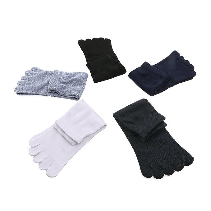 51 opinioni per OULII Calzini calzini di massaggiatore allineamento del piede del separatore