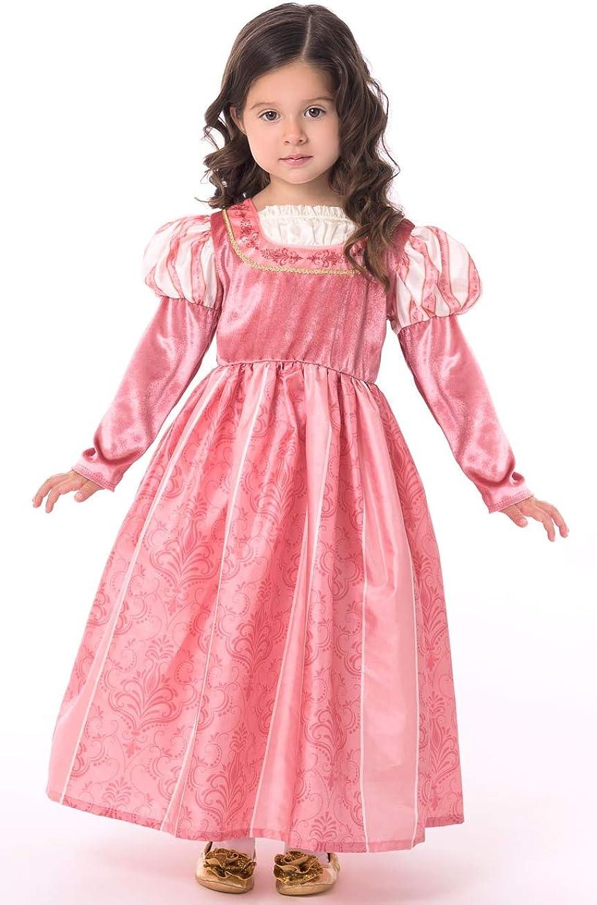 Little Max 62% OFF Adventures Coral Renaissance Popular brand Princess Costume fo Up Dress