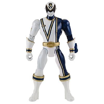 """Power Rangers Super Megaforce - 5"""" SPD Omega Ranger Action Hero: Toys & Games"""