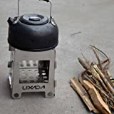 Lixada Camping Stove,Portable Stainless Stee