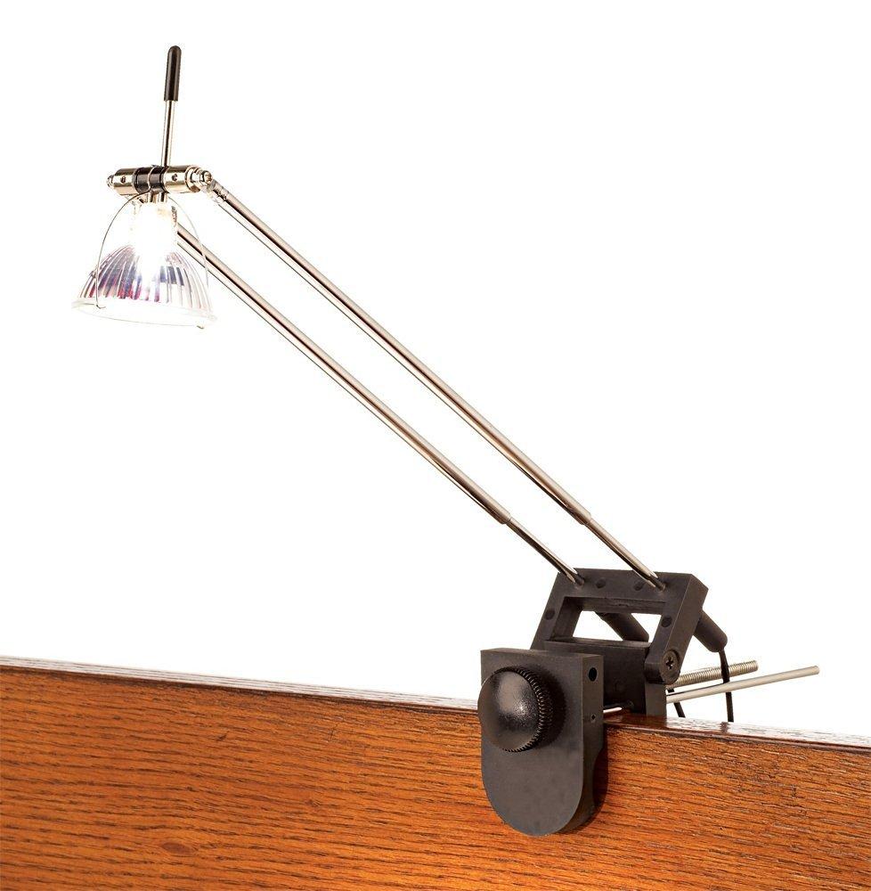 CP1 Clamp-on Light 50 watt, bk [並行輸入品] B01KONWV5Y