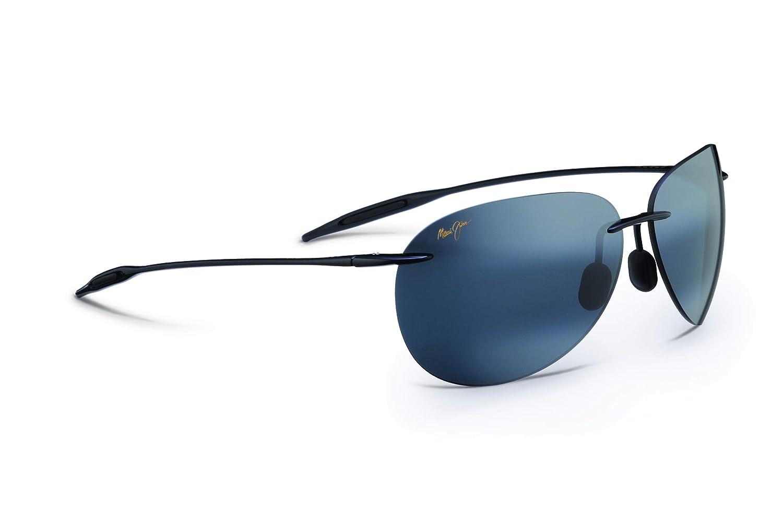 MAUI JIM Gafas de sol Sugar Beach Negro brillante: Maui Jim: Amazon.es: Zapatos y complementos